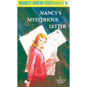 Nancy's Mysterious Letter: Nancy Drew, Book 8 (Hardcover)