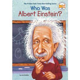 Who Was Albert Einstein? (Paperback)