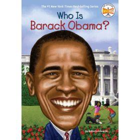 Who Is Barack Obama? (Paperback)
