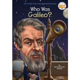 Who was Galileo? (Paperback)