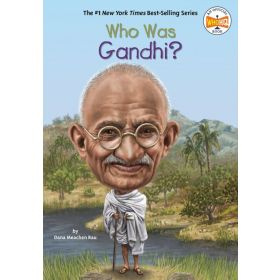 Who Was Gandhi? (Paperback)