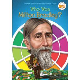Who Was Milton Bradley? (Paperback)