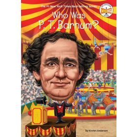 Who Was P. T. Barnum? (Paperback)