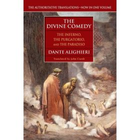 The Divine Comedy: The Inferno, The Purgatorio, and The Paradiso (Paperback)