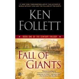 Fall of Giants, Export Edition (Mass Market)