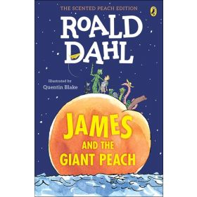 James and the Giant Peach, The Scented Peach Edition (Paperback)