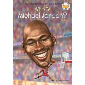 Who Is Michael Jordan? (Paperback)
