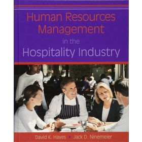 Human Resources Management in the Hospitality Industry (Hardcover)