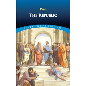 The Republic, Dover Thrift Editions (Paperback)