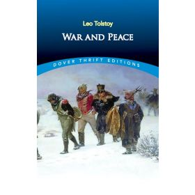 War and Peace, Dover Thrift Editions (Paperback)