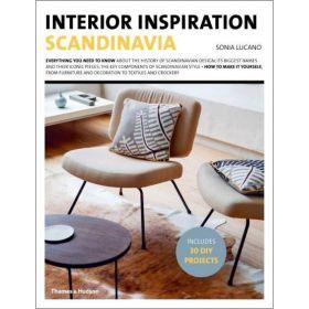 Interior Inspiration: Scandinavia (Paperback)