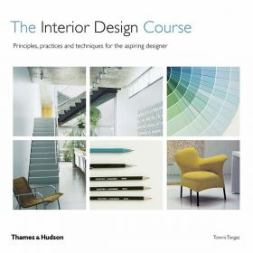 Interior Design Course: Principles, Practice and Techniques for The Aspiring Designer, 2nd Edition (Paperback)