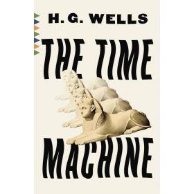 The Time Machine, Vintage Classics (Paperback)