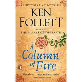 A Column of Fire, Export Edition (Mass Market)