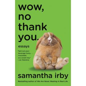 Wow, No Thank You: Essays (Paperback)