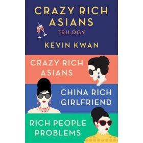 The Crazy Rich Asians Trilogy Box Set (Paperback)