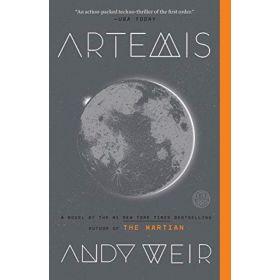 Artemis: A Novel, Export Edition (Mass Market)