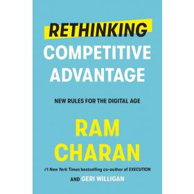 INCOMING - Rethinking Competitive Advantage (Hardcover)