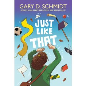 Just Like That (Hardcover)