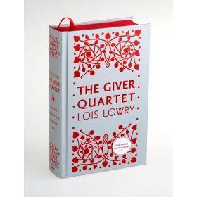 The Giver Quartet Omnibus (Hardcover)