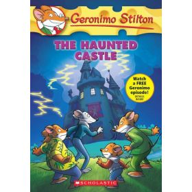 Haunted Castle: Geronimo Stilton, Book 46 (Paperback)