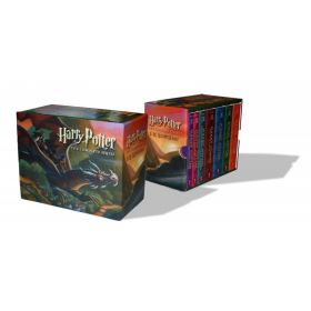 Harry Potter Box Set: Books 1-7 (Paperback)