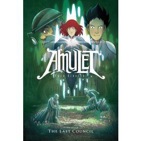 The Last Council: Amulet, Book 4 (Paperback)