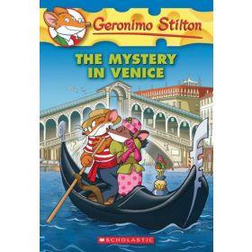 The Mystery in Venice: Geronimo Stilton, Book 48 (Paperback)