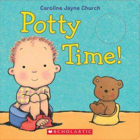 Potty Time! (Board Book)
