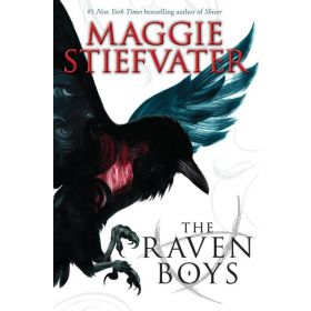 The Raven Boys, Raven Cycle Series, Book 1 (Hardcover)