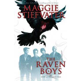 The Raven Boys (Paperback)