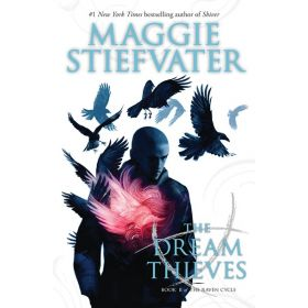 The Dream Thieves: The Raven Cycle, Book 2 (Paperback)