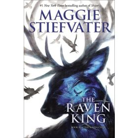 The Raven King: The Raven Cycle, Book 4 (Hardcover)