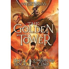 The Golden Tower: Magisterium, Book 5 (Paperback)