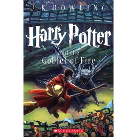 Harry Potter and the Goblet of Fire, Book 4 (Paperback)