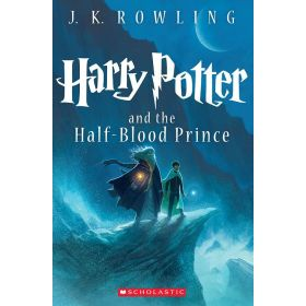 Harry Potter and the Half-Blood Prince, Book 6 (Paperback)