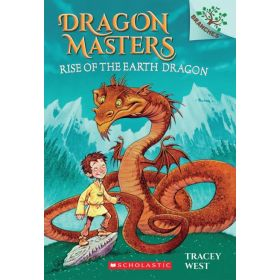 Rise of the Earth Dragon: Dragon Masters, Book 1 (Paperback)