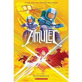 Supernova: Amulet, Book 8 (Paperback)