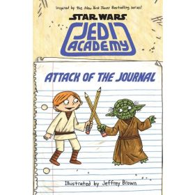 Attack of the Journal, Star Wars: Jedi academy (Hardcover)