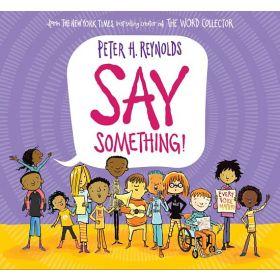 Say Something (Hardcover)