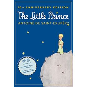 The Little Prince, 70th Anniversary Gift Set (Hardcover + Audio CD)