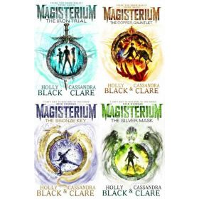 Magisterium 4-Book Collection Boxed Set (Paperback)