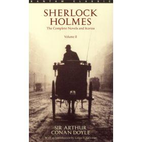 Sherlock Holmes, Vol. 2 (Paperback)