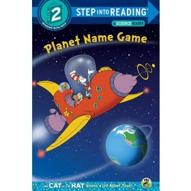 Planet Name Game: Step Into Reading, Step 2 (Paperback)