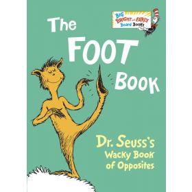 The Foot Book, Big Bright & Early Board Book, Abridged Edition (Board Book)