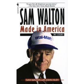 Sam Walton: Made in America (Mass Market)