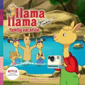 Llama Llama Family Vacation (Paperback)