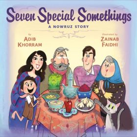 Seven Special Somethings: A Nowruz Story (Hardcover)