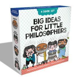 Big Ideas for Little Philosophers, Box Set (Board Book)