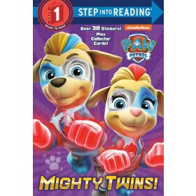Mighty Twins! PAW Patrol, Step into Reading (Paperback)